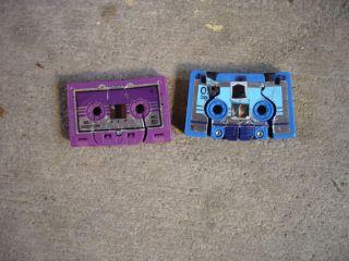 transformer cassette en cd