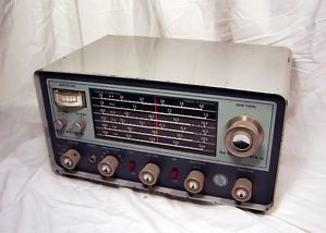 Hallicrafters Ham Radio Receiver