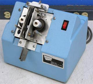 Hepco DIP Component Lead Formers Rolling Machine 7700 LF03A