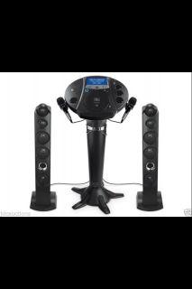 the singing machine pedestal cdg karaoke system