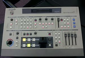 Panasonic WJ MX30 Digital AV Audio Video Mixer Switcher WJMX30