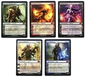 MTG Planeswalker Repacks Jace Memory Adept Liliana of The Veil Karn Liberated