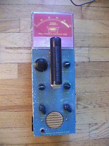 White's Goldmaster TR Discriminator Metal Detector Control Box
