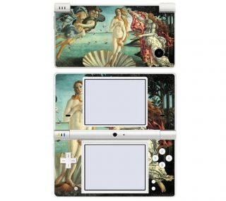 AT30 Nintendo DS DSi 3DS XL Decal Skin Sticker Cover Birth of Venus