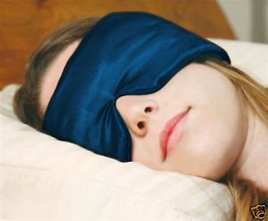 Sleep Master Eye Mask Comfy Noise Reduction Band Ear Plugs Stop Snoring Insomnia