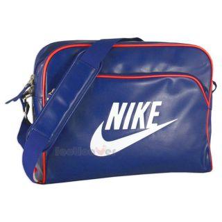 Borsa Nike Heritage Ad Track Laptop Bag BA4271 476 Gym Sport Bluette