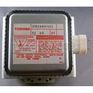 Toshiba 2M248J GS Microwave Oven Magnetron