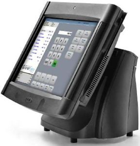 PAR Tech EverServ 6000 POS Point of Sale Touch Screen Retail Terminal