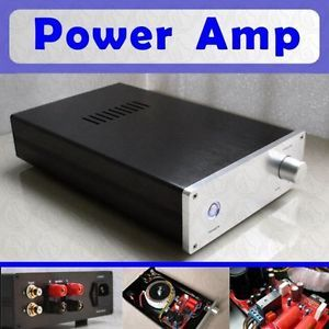 Finished TDA7294 Stereo Audio Power Amplifier 80W 80W Output Power