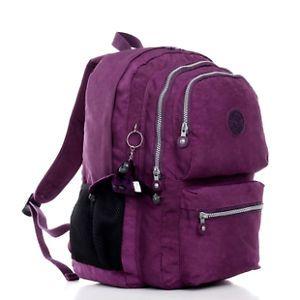 Kipling Backpack Girls Backpack Fashion School Bag Computer Bag