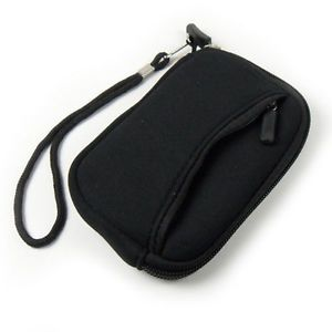 Black Sleeve Carry Case Olympus VG 160 VR 310 VR 320 VR 330 Tough TG 310 TG 320