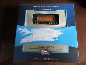 New Sirius SV3 TK1B Plug Play XM Satellite Radio Receiver w Car Kit