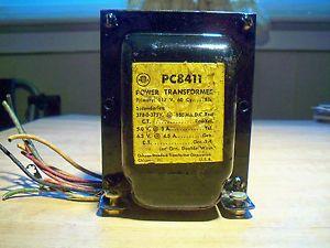 Nice Stancor PC 8411 117 Vac Power Transformer Ham Radio Transmitters Receivers