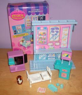 Vintage 1993 Littlest Pet Shop Care Center Playset P13