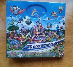 Disney World Photo Album
