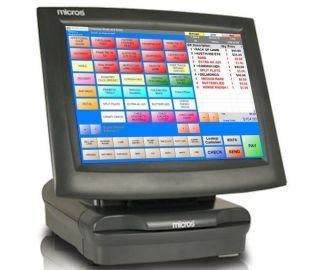 Micros 2010 PC America Restaurant POS System Pcamerica POS