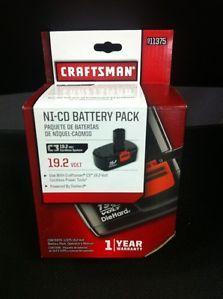 Craftsman 19 2 Volt Replacement Battery