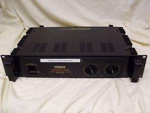 Yamaha P2050 Professional Stereo Power Amplifier P 2050 Amp