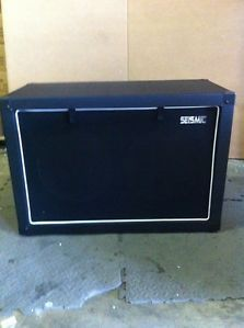 Pro Audio Empty 2x12 Guitar Speaker Cabinet 10379