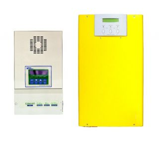 Solar Power System Combo 6KW 48V Pure Sine Wave Inverter 80A MPPT Solar Charger