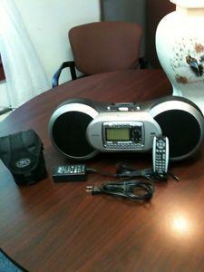 Sirius Sportster R Satellite Radio System Model SP R2 SPR2 Lifetime Subscription