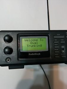 Radio Shack Pro 2053 300 Channel Desktop Trunk Tracking Scanner VHF UHF Air