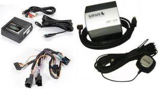 Chevy Malibu Sirius Satellite Radio iPod Interface Kit