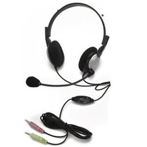 Andrea Headsets and NC185VM Noise Canceling Stereo Headset with Volume Controls