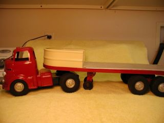 Wyandotte Toy Truck Refurbished