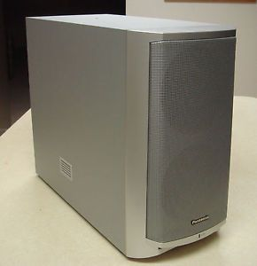Panasonic SB WA730 Subwoofer Surround Sound System Speaker 160W from SC HT730