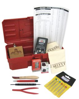 Jewelers Watchmakers Battery Replacement Tool Repair Kit Set New