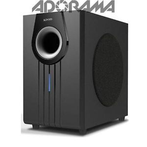Kinyo AW 630 Powered Amplified Subwoofer for Televisions