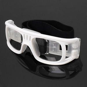 b95abd19ac7 ... Sports Safety Wrap Goggles Glasses Eyewear Basketball ...