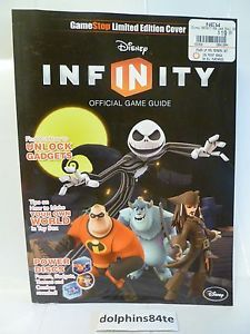 Disney Infinity Strategy Guide Jack Skellington Limited Edition Cover