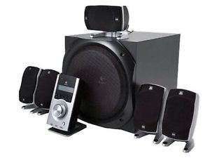 Logitech Z 5500 THX Certified 5 1 Digital Surround Sound Speaker System