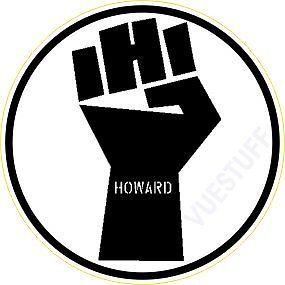 Howard Stern Nation Fist Decal Sirius Satellite Radio