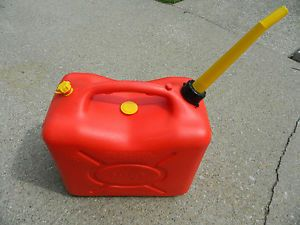 5 Gallon Gas Can Spout