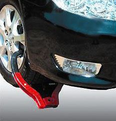 The Club Tire Claw XL Vehicle Anti Theft Devices Safety Security Auto Truck 491