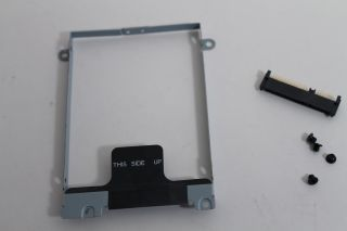 Dell Precision M6500 Laptop HDD Hard Drive Caddy Secondary 4 Screws Connector