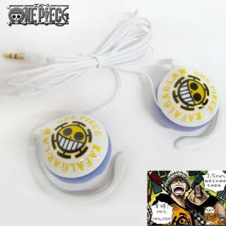 ZG 67 3 5mm Interface New One Piece Ear Hook Headphones Cosplay Prop Best Gif