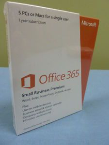 Ms Office Small Business Premium