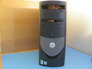 Dell Optiflex GX280 Tower Desktop Computer Case Without Motherboard