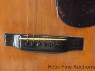 Vintage 1954 Martin 00 18 139622 Spruce Flat Top Mahogany Acoustic Guitar w Case