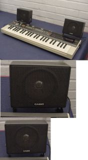Casio Casiotone MT 800 Electronic Keyboard with Speakers