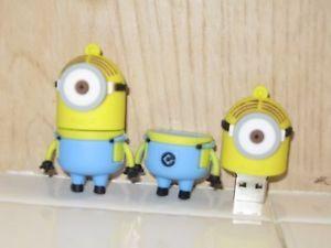 USB Flash Drive 8GB Despicable Me Minion