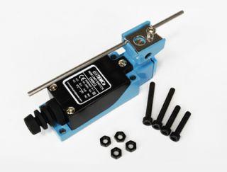Temco Adjustable Rod Arm Limit Switch NC No CNC Mill Plasma Router Lathe Home