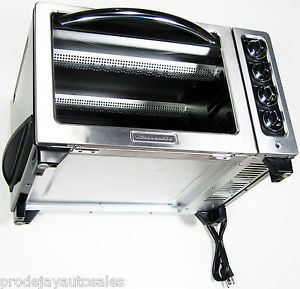 Clean KitchenAid Oven Countertop Oven KitchenAid Toaster Oven KCO222OB 0 7 CU Ft