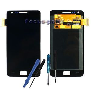 Full LCD Display Screen Touch Screen Digitizer for Samsung Galaxy s 2 II I9100