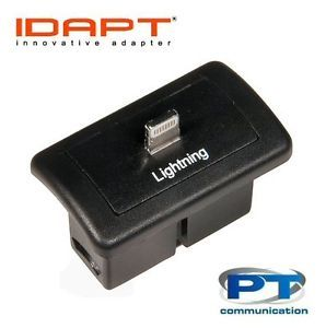 Idapt Universal Desktop Charger Extra Tip Lightning iPhone 5