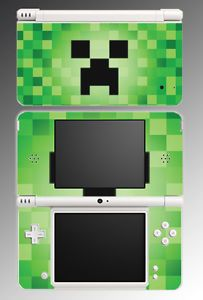 Minecraft Creeper Enemy Mob 3D Block Cube Video Game Skin Cover Nintendo DSi XL